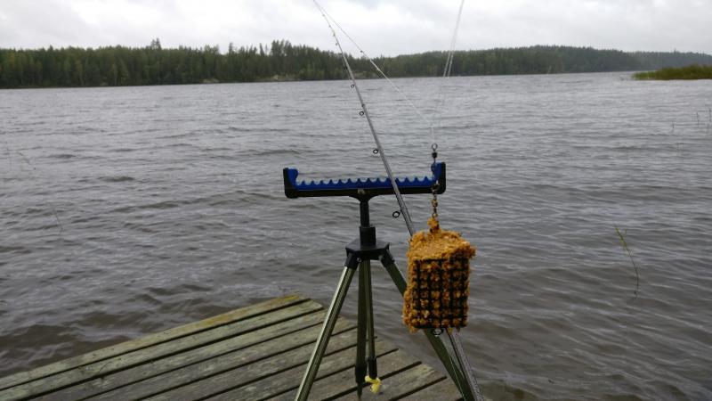 весенняя рыбалка в эстонии