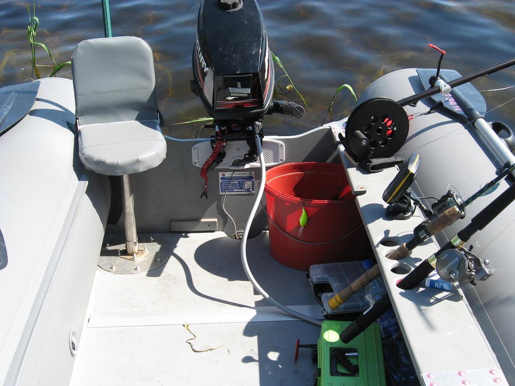 Тюнинг лодки пвх и мотора