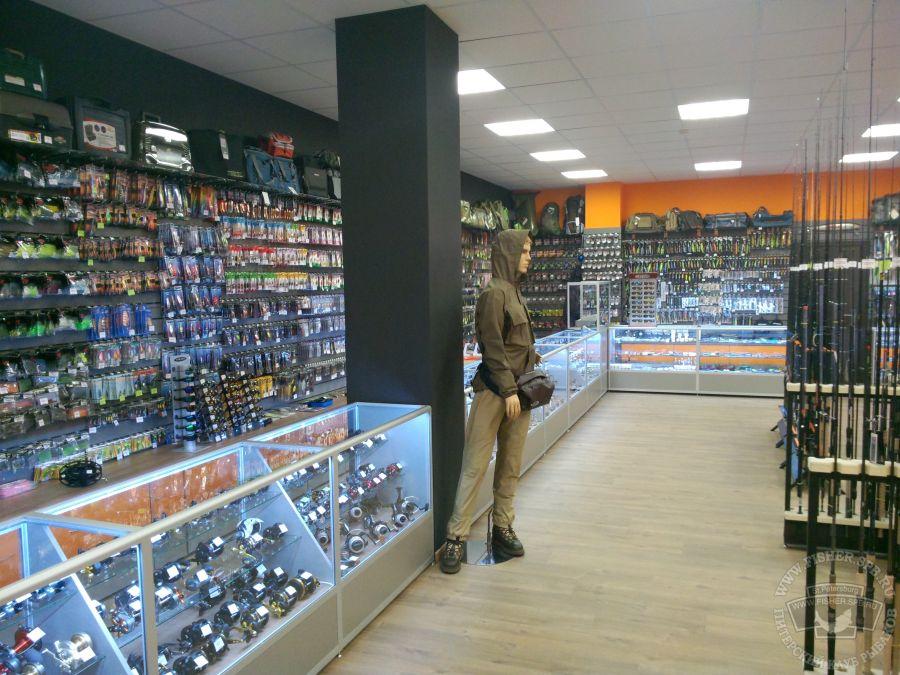 Рыболовный магазин во франкфурте