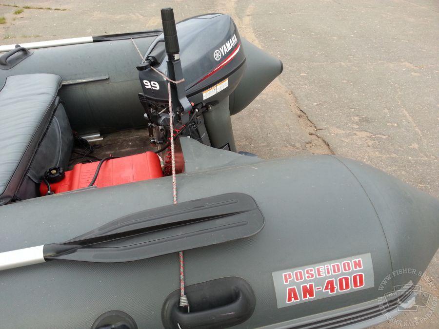 клуб питерских рыбаков лодки моторы