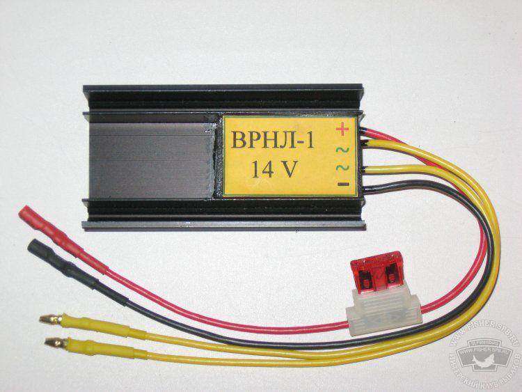выпрямитель-регулятор для подвесных моторов