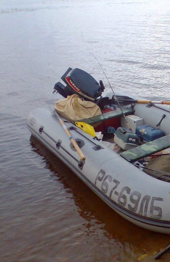 лодка пвх фрегат м340