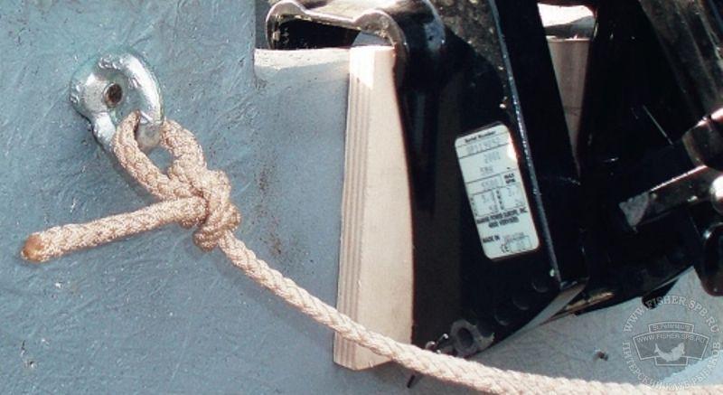 Троса для лодочных моторов своими руками 77