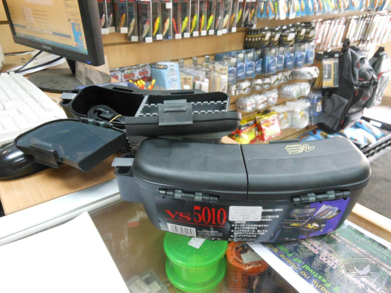 поясная коробка pontoon 21 waist hunter hp 21