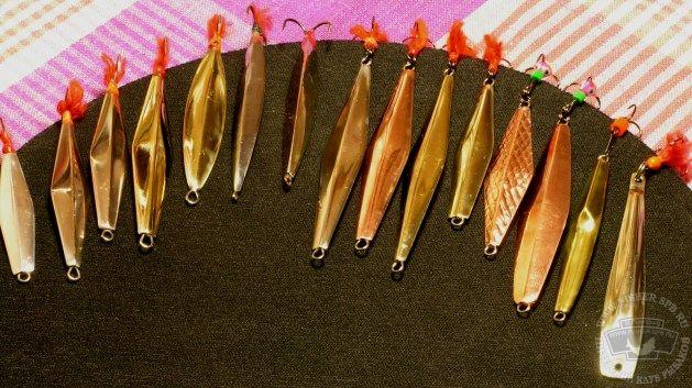Блесны для рыбалки на ладоге