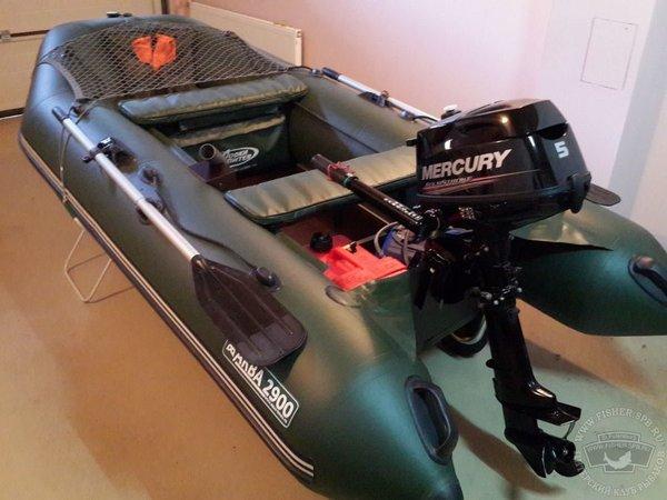 Оптимальный лодочный мотор для лодки пвх