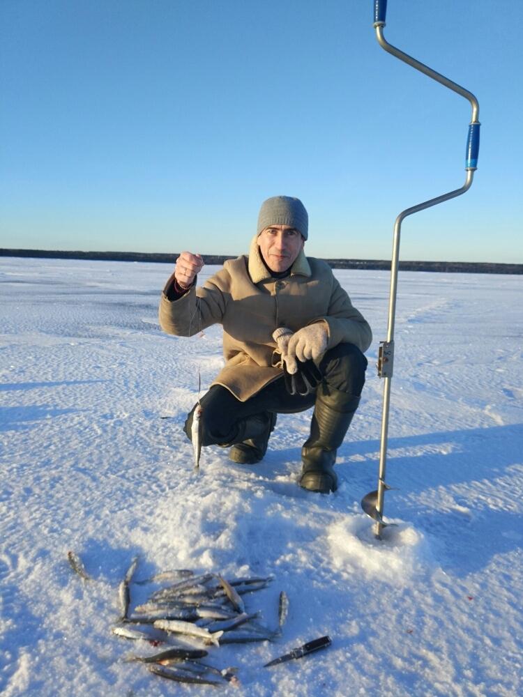 где ловит рыбу на ладоге