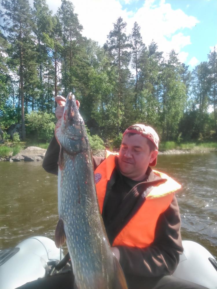 новости с водоемов питерский клуб рыбаков вуокса
