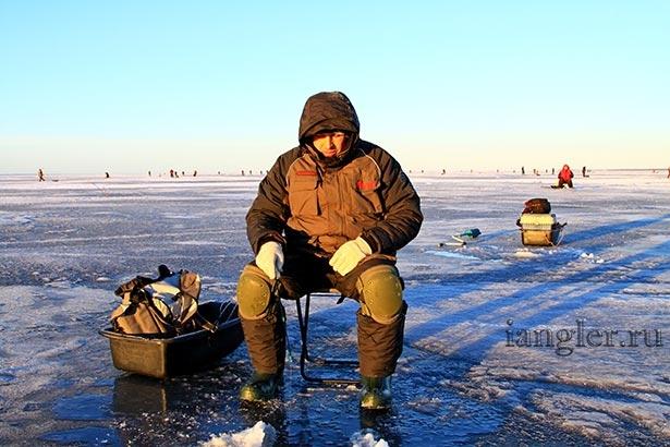 рыбалка на заливе финском на моторе