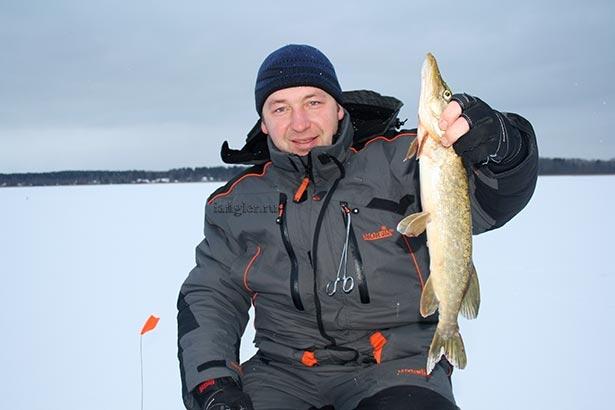 Озеро Вуокса и рыбалка на нём