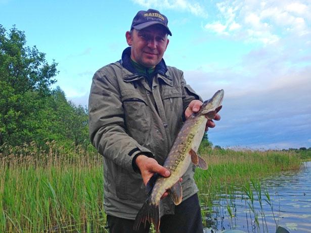 морская рыбалка в ленинградской области