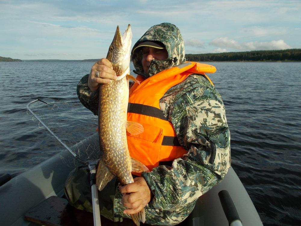 Питерский Клуб Рыбаков  fisherspbru