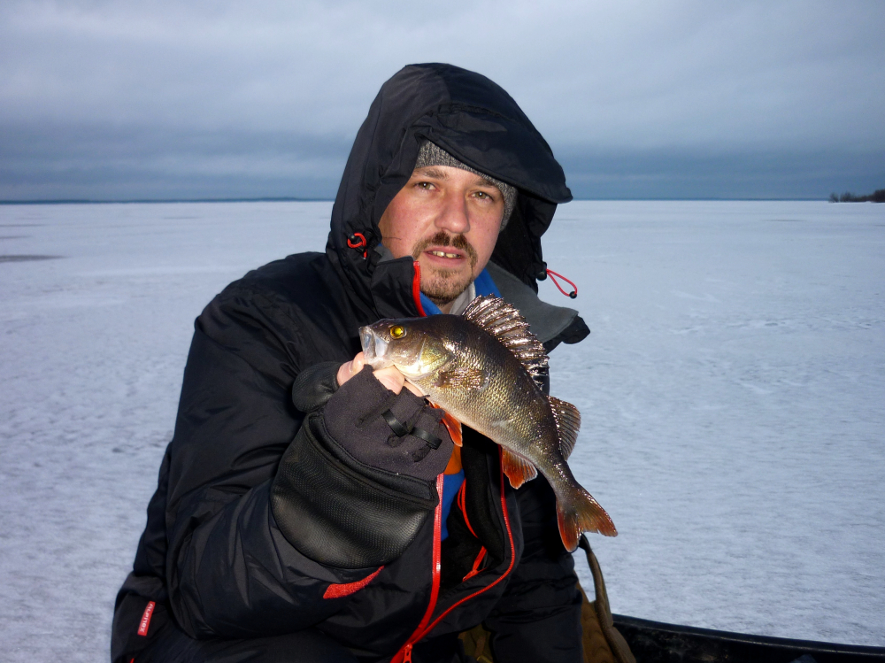 для рыбалки в ленобласти