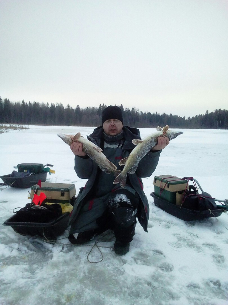 рыбалка в псковской области большой иван