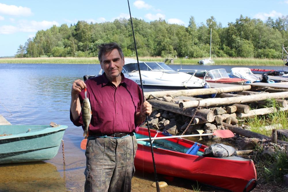 сайт питерских рыболовов