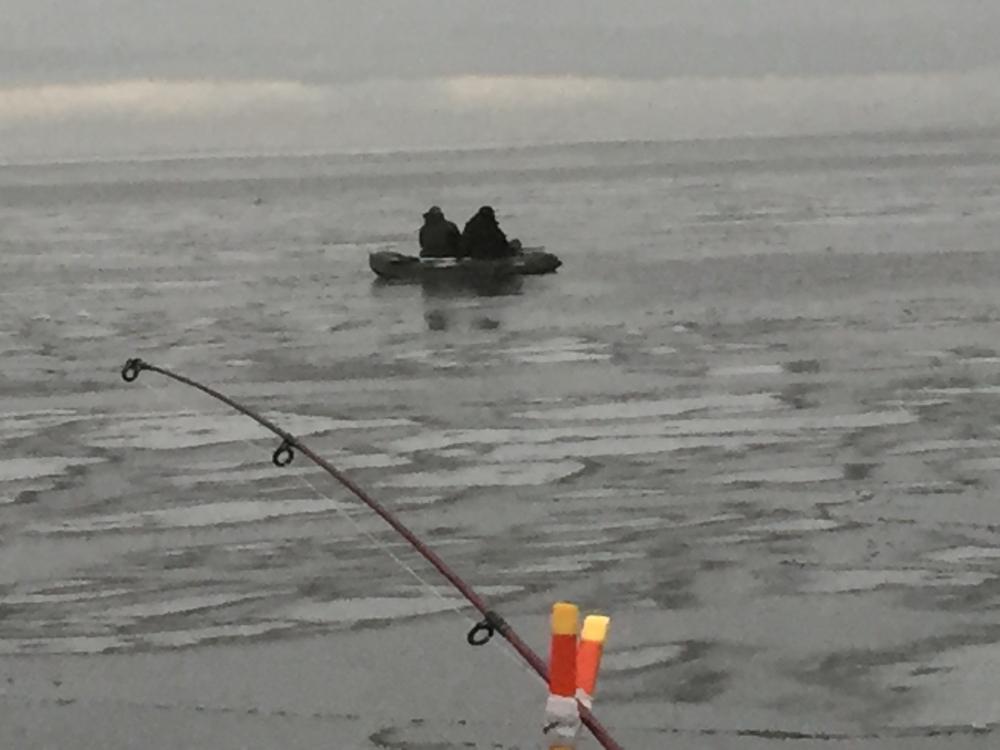 рыбалка черемшанский залив
